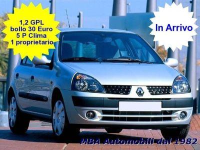 usata Renault Clio II Clio Storia 1.2 5 porte GPL Confort