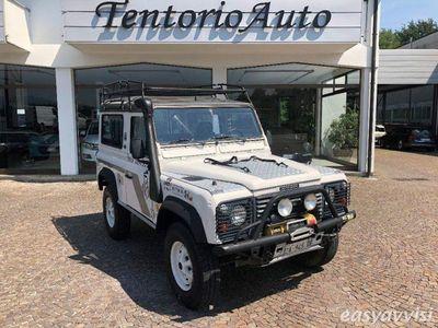 brugt Land Rover Defender 90 2.5 Tdi cat Station Wagon Co