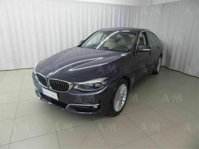 usata BMW 320 Serie 3 GT d Luxury nuova a Lucca
