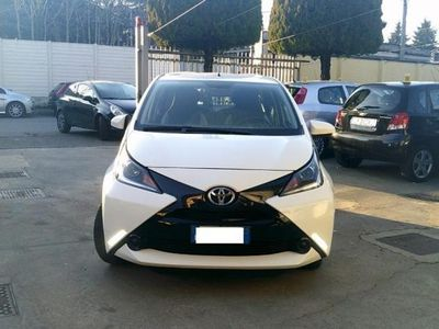 usata Toyota Aygo 1.0 VVT-i 69 CV 5 porte x-cite rif. 12839071