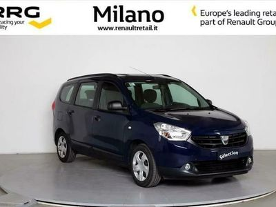 used Dacia Lodgy 1.5 dCi 8V 90CV Start&Stop 5 posti Ambiance