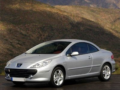 usata Peugeot 307 CC 2.0 HDi FAP Féline Volla