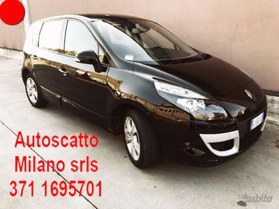 brugt Renault Scénic 1.5dci xMod solo 90000KM. - 2010