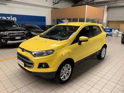 usata Ford Ecosport 1.5 110 CV Plus