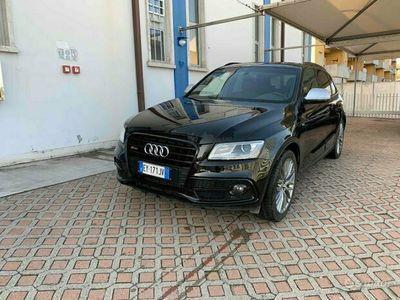 usata Audi SQ5 V6 BiTurbo Diesel 313CV + set cerchi gomm
