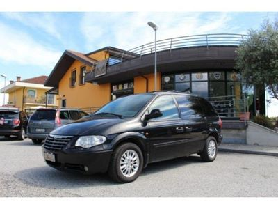 usata Chrysler Grand Voyager 2.8 CRD cat LX Leather Auto