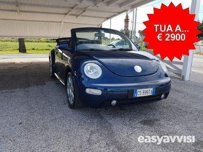 used VW Beetle New1.6 Cabrio rif. 11312731