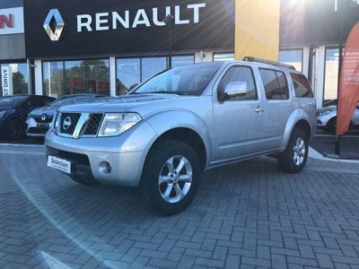 usata Nissan Pathfinder Pick Up 300 2.5 tdi Double Cab Premium2.5 DCI
