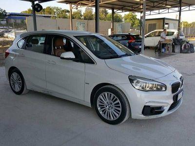 usata BMW 216 Active Tourer SERIE 2 d luxury 85 kw