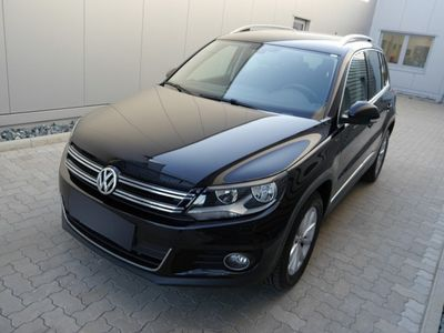 brugt VW Tiguan 1.4 Tsi Bmt Lounge Sport Style