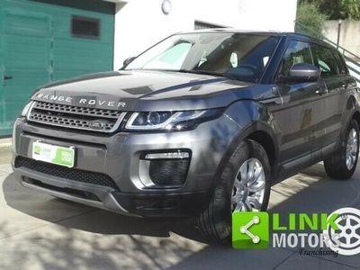 usata Land Rover Range Rover evoque - - 2.0 TD4 5p. SE AWD