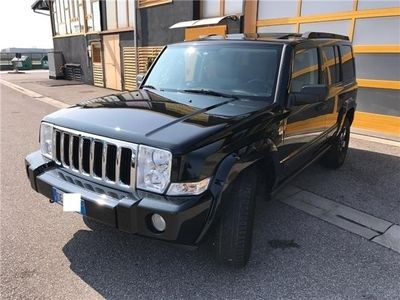 usado Jeep Commander 3.0 CRD DPF Limited 7 POSTI AUTOMATIC