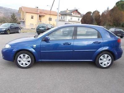 usata Chevrolet Lacetti 1.4 16v 5 Porte Sx Usato