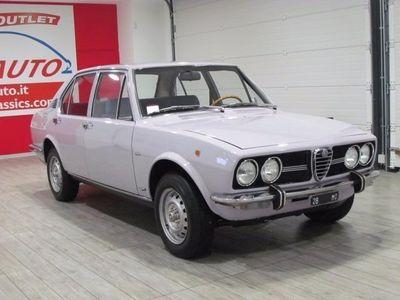 usata Alfa Romeo Alfetta 1800 1^ SERIE SCUDO STRETTO 116.08 - ISCRITTA ASI rif. 7251229