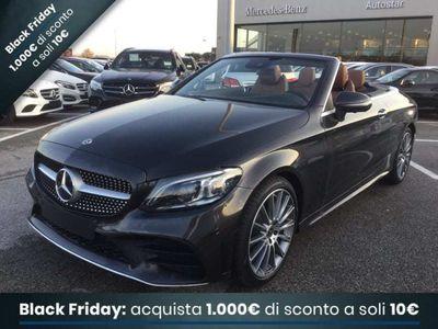 usata Mercedes C220 CLASSE C CABRIO Classe C Cbr (a205)D Auto Cabrio Premium