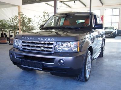 used Land Rover Range Rover Sport V8 TD HSE