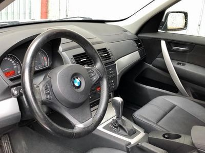 usata BMW X3 2.0d cat Eletta