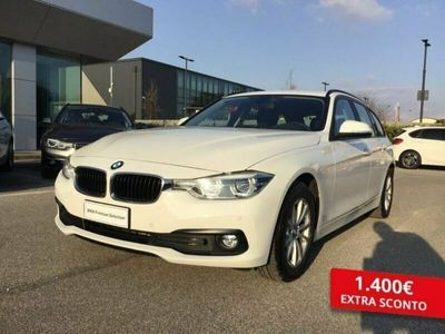 usata BMW 318 Serie 3 d touring Business Advantage auto