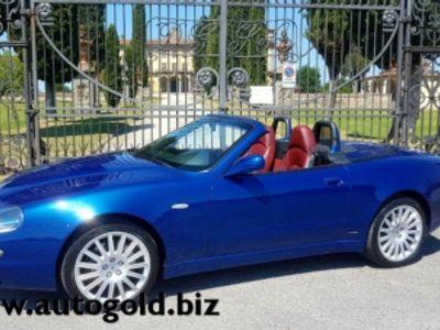 usata Maserati 4200 spider.....book service benzina