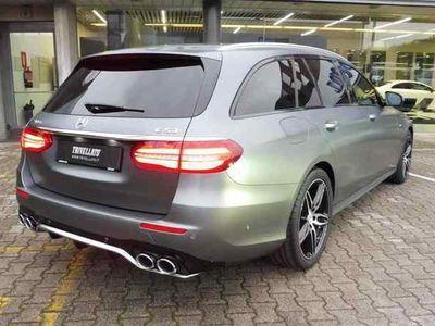 usata Mercedes E53 AMG Classe E SW -AMG4M+ EQ-B.-da 24/06