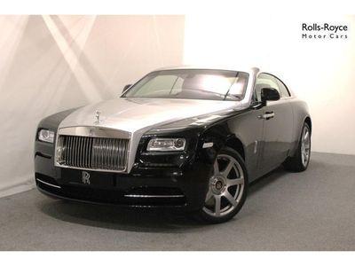usata Rolls Royce Wraith