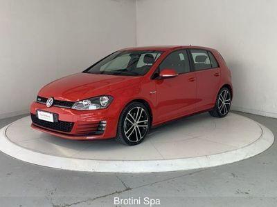 usata VW Golf 2.0 TDI 5p. GTD BlueMotion Technology
