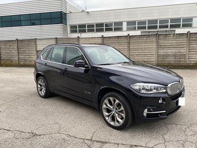 usata BMW X5 xDrive40d Luxury
