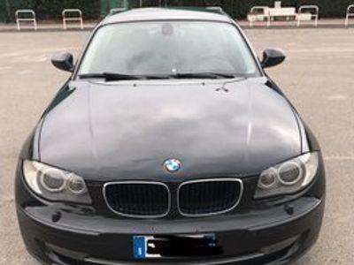 usata BMW 118 Coupé 118d 2.0 143CV cat 5 porte Eletta DPF