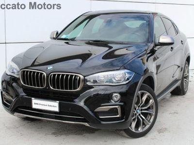 usado BMW X6 xDrive40d Extravagance del 2015 usata a Padova