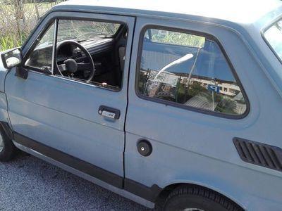 usata Fiat 126 ISCRITTA ASI 1987