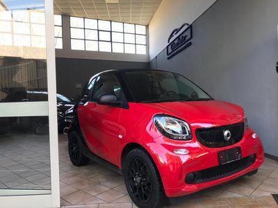 gebraucht Smart ForTwo Coupé 90 0.9 Turbo Passion 2018 Aut