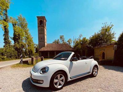 usata VW Maggiolino Cabrio 2.0 TDI Sport BlueMoti