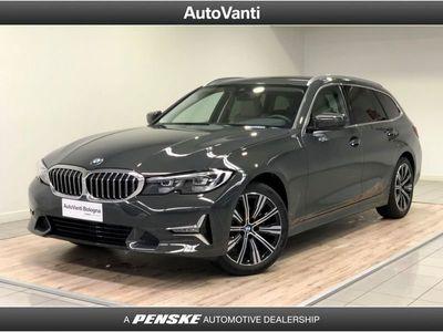 usata BMW 320 Serie 3 Touring d Luxury nuova a Casalecchio di Reno