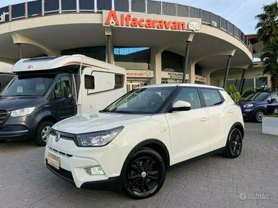 usata Ssangyong Tivoli 1.6 2WD Bi-fuel GPL