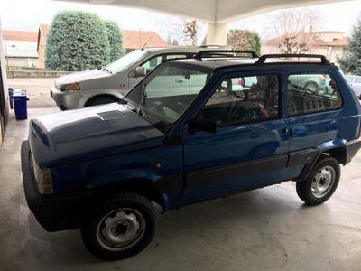 käytetty Fiat 1100 i.e. cat 4x4 Country Club
