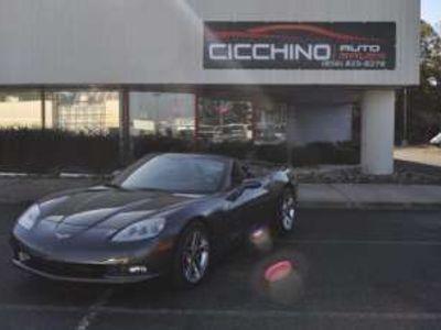 usata Chevrolet Corvette cabrio automatica 6.2l Benzina