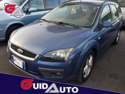 brugt Ford Focus Station Wagon 1.6 TDCi S.W.