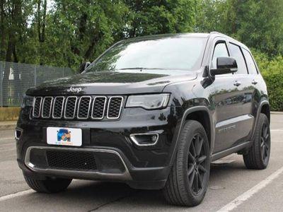 begagnad Jeep Grand Cherokee diesel