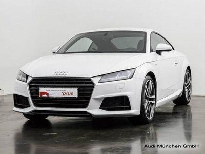 usata Audi TT COUP2.0TDI ULTRA 184CV S-LINE