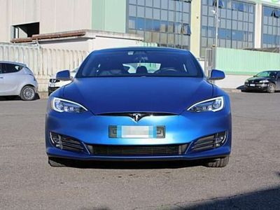 usata Tesla Model S 100kWh All-Wheel Drive