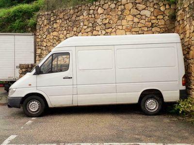 używany Mercedes Sprinter 316, furgonato 201.000 km