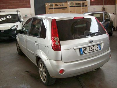 brugt Ford Fiesta 1.2 60CV 5p. Tit.