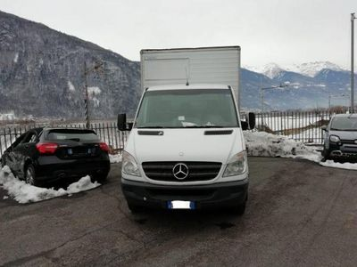 używany Mercedes Sprinter MB 415 CDI T 35