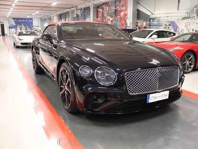 usata Bentley Continental GT Cabrio First Edition