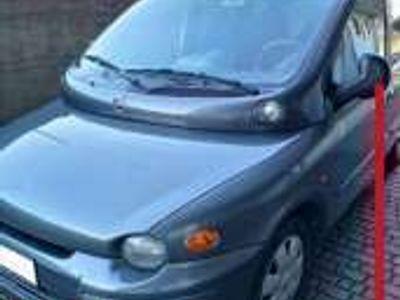 usata Fiat Multipla 1.9 jtd 116 cv elx diesel
