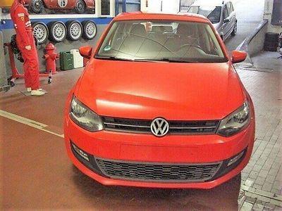 usata VW Polo 1.6 TDI 90CV DPF 5 porte Comfortlin