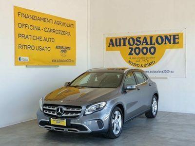 usata Mercedes GLA220 d Automatic 4Matic Sport TETTO APRIBILE