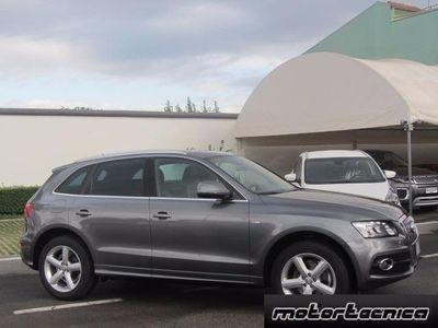 usata Audi Q5 usata del 2012 ad Afragola, Napoli, Km 121.000