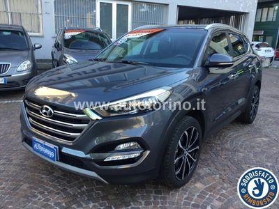 käytetty Hyundai Tucson TUCSON2.0 crdi Xpossible 4wd 185cv auto