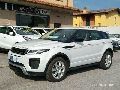 usata Land Rover Range Rover evoque 2.0 TD4 150cv SE NAVI